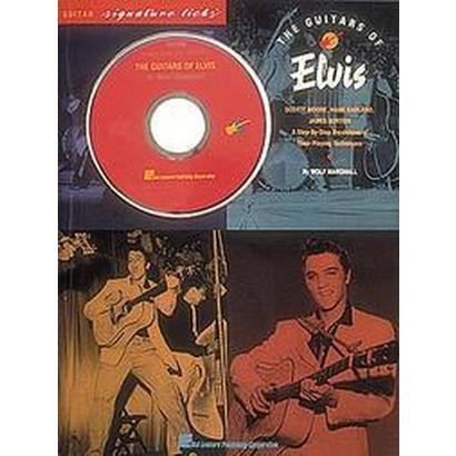The Guitars of Elvis (Mixed media product)