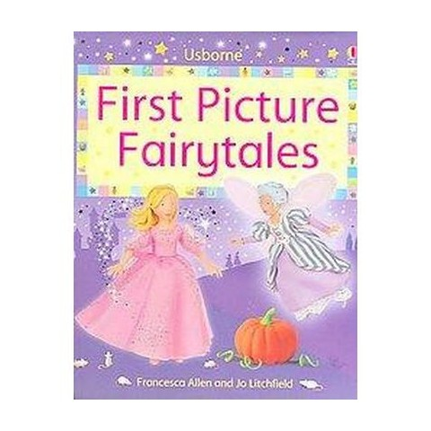 First Picture Fairytales (Board)