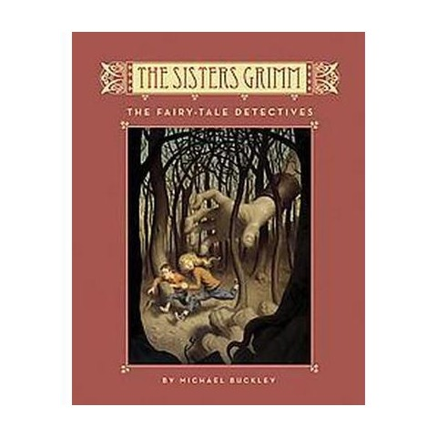 The Fairy Tale Detectives (1) (Hardcover)