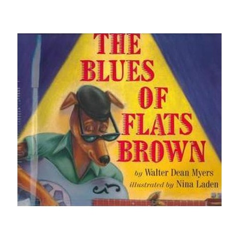 The Blues of Flats Brown (Hardcover)