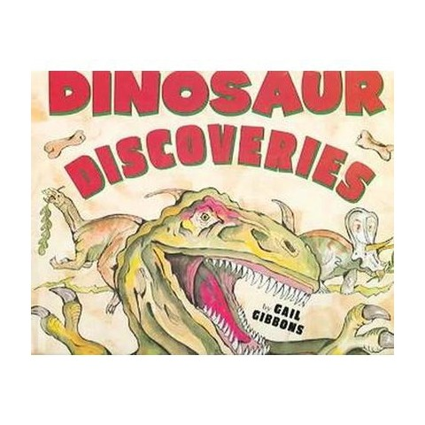 Dinosaur Discoveries (Hardcover)