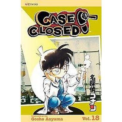Case Closed 18 (Paperback)