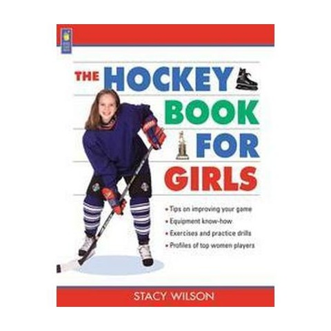 The Hockey Book for Girls (Paperback)