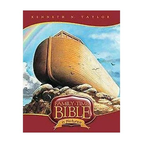 Family-Time Bible in Pictures (Hardcover)