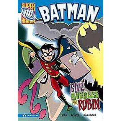 Five Riddles for Robin (Hardcover)