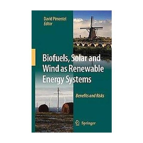 Biofuels, Solar and Wind as Renewable Energy Systems (Hardcover)