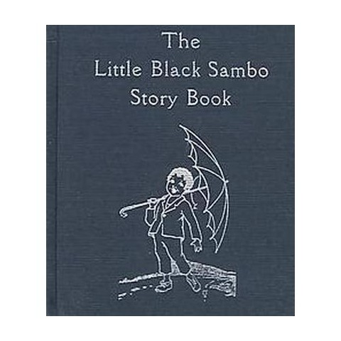 Little Black Sambo Story Book (Hardcover)