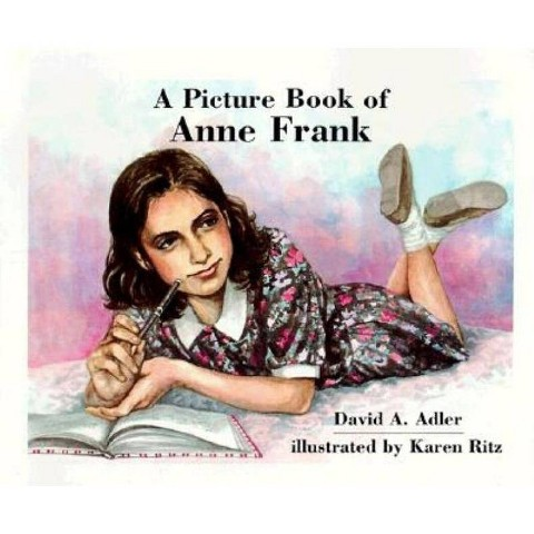 A Picture Book of Anne Frank (Paperback)