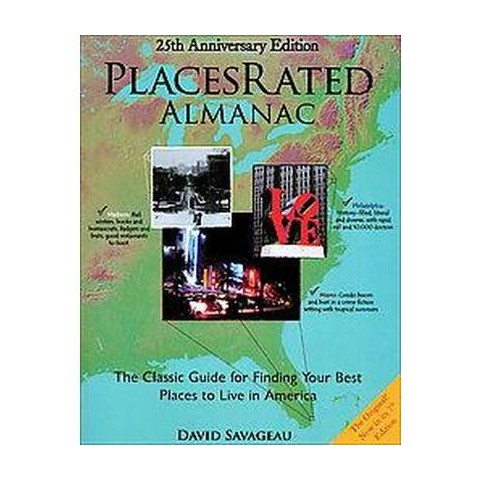 Places Rated Almanac (Paperback)