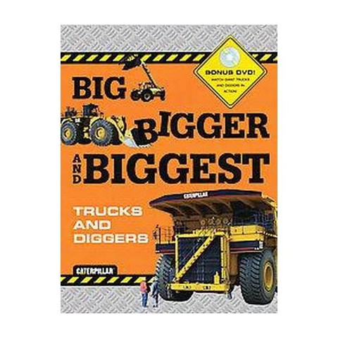 Big, Bigger, and Biggest Trucks and Digg (Mixed media product)