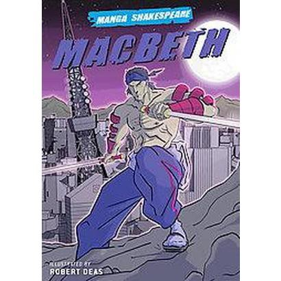 Manga Shakespeare Macbeth (Paperback)