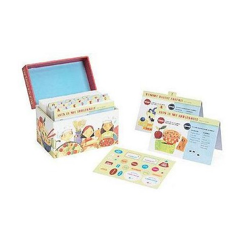 My A to Z Recipe Box (Hardcover)