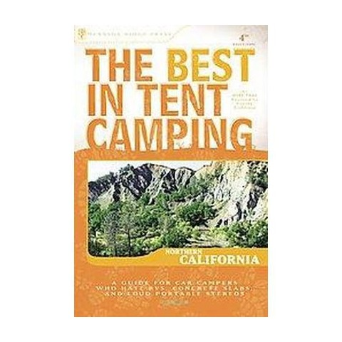 The Best in Tent Camping Northern California (Paperback)