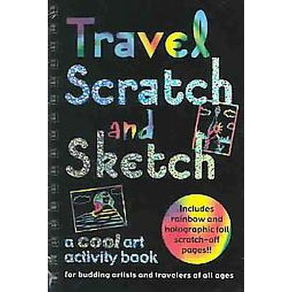 Travel Scratch & Sketch (Hardcover)