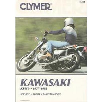 Kawasaki Kz650 4S, 1977-1983 Service Repair Performance (Paperback)