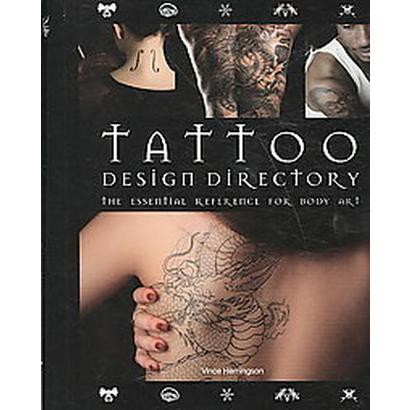 Tattoo Design Directory (Hardcover)