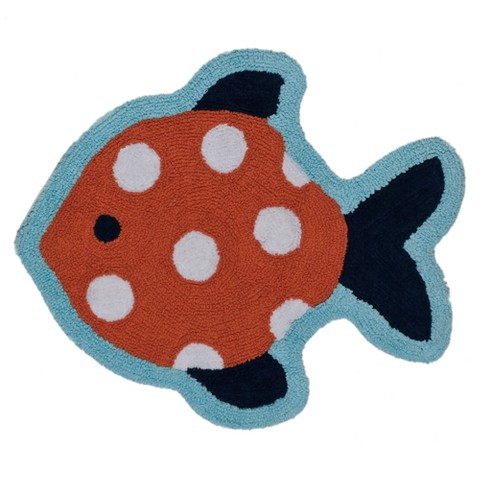 """Circo™ Sea Life Bath Rug - Sea ( 26""""x30"""")"""