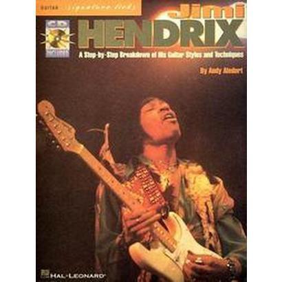 Jimi Hendrix (Mixed media product)