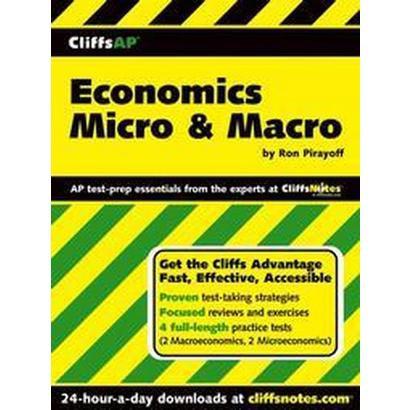 Cliffsap Economics Micro & Macro (Paperback)