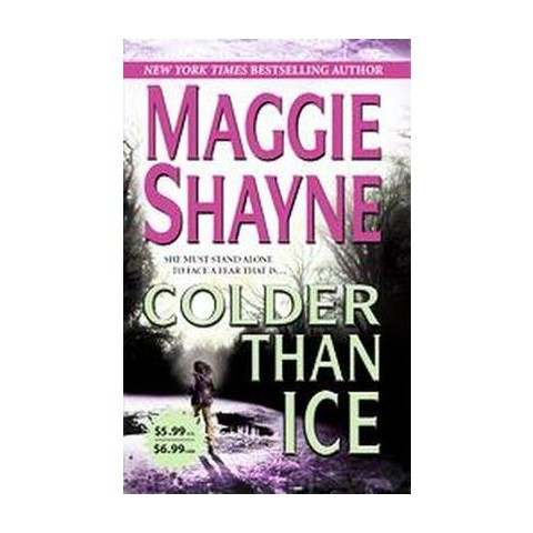 Colder Than Ice (Paperback)