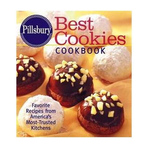 Pillsbury Best Cookies Cookbook (Hardcover)