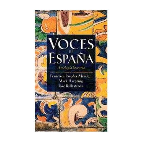 Voces De Espana (Hardcover)