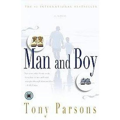 Man and Boy (Reprint) (Paperback)