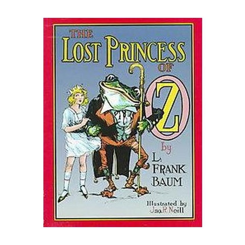 The Lost Princess of Oz (Hardcover)