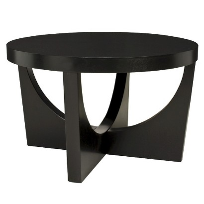 Modern Coffee Table - Black