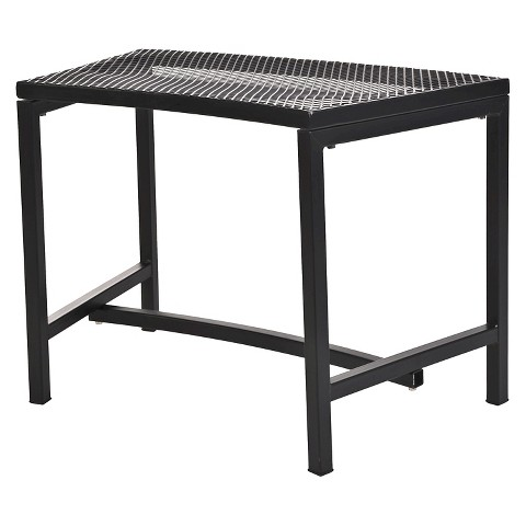 Fire Pit Bench - Mesh