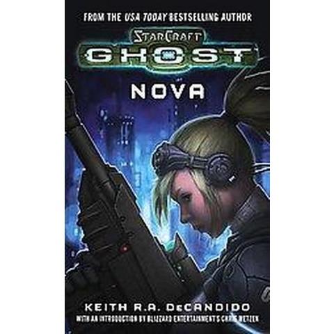 Starcraft Ghost Nova (Paperback)