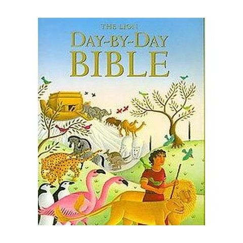 The Lion Day-by-day Bible (Hardcover)