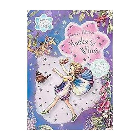 Flower Fairies Masks And Wings (Paperback)