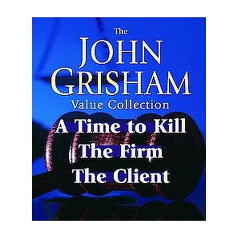 The John Grisham Value Collection (Abridged) (Compact Disc)