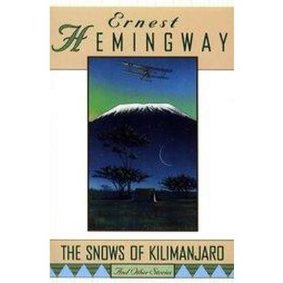 snows of kilimanjaro and other stories Play the snows of kilimanjaro and other stories audiobook (abridged) in just minutes using our free mobile apps, or download and listen directly on your computer or laptop.