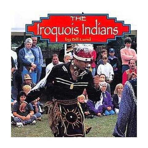 The Iroquois Indians (Paperback)