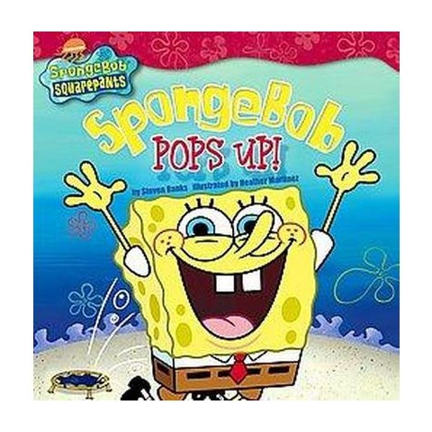 Spongebob Pops Up! (Hardcover)