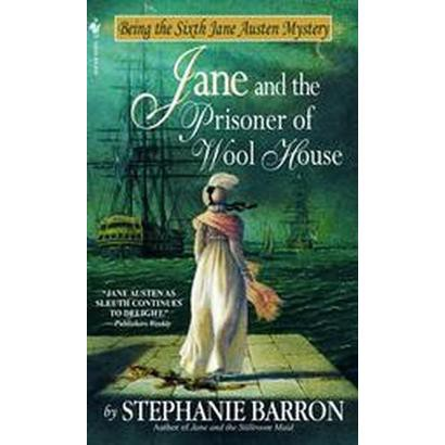 Jane and the Prisoner of Wool House (Reissue) (Paperback)