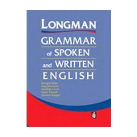 Longman Grammar of Spoken and Written English (Hardcover)