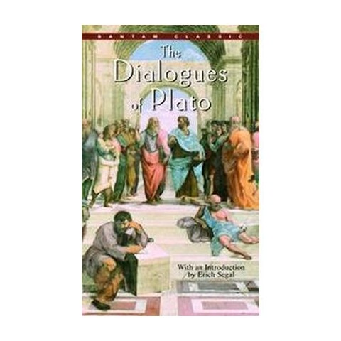 The Dialogues of Plato (Reissue) (Paperback)