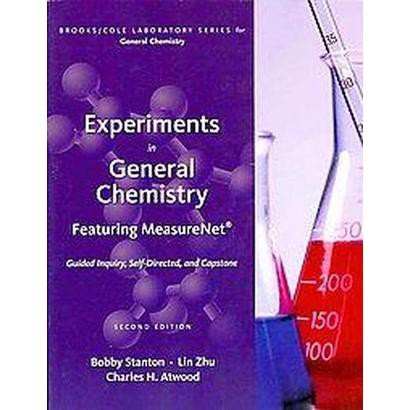 Experiments in General Chemistry Featuring MeasureNet (Paperback)