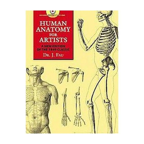 Human Anatomy for Artists (Mixed media product)
