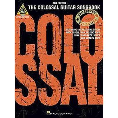 The Colossal Guitar Songbook (Paperback)