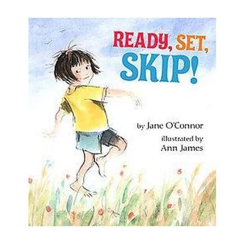 Ready, Set, Skip! (Hardcover)