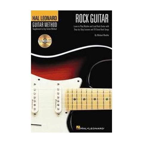 Hal Leonard Guitar Method Rock Guitar (Mixed media product)