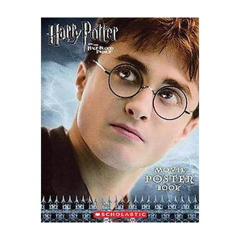 Harry Potter and the Half-Blood Prince Movie Poster Book (Media Tie-In) (Paperback)