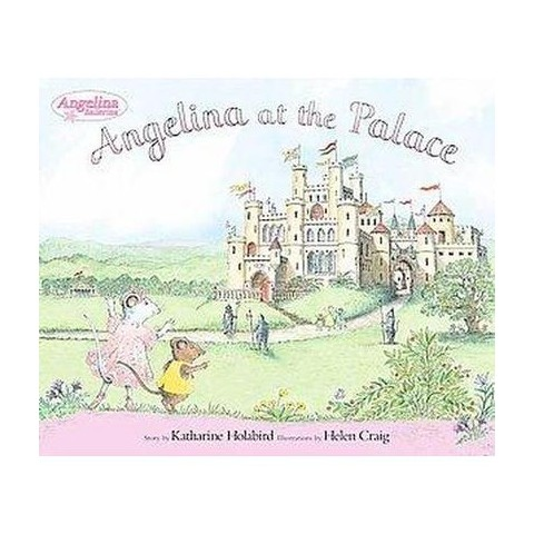 Angelina at the Palace (Hardcover)
