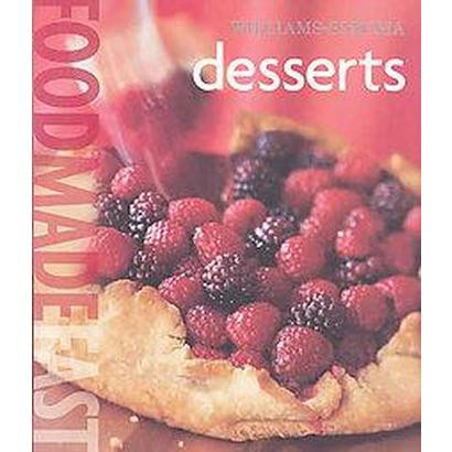 Food Made Fast: Desserts (Hardcover)