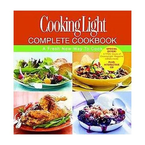 Cooking Light Complete Cookbook (Mixed media product)
