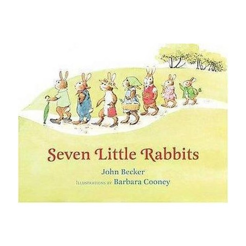Seven Little Rabbits (Hardcover)